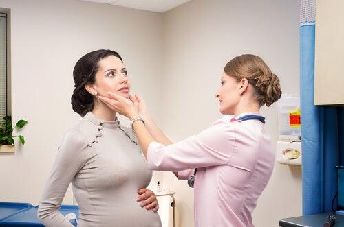 Беременность и рак щитовидной железы