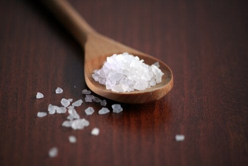 Излишек соли и почки