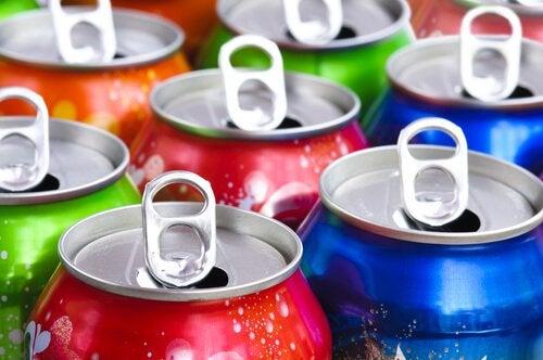 Газированные напитки и почки