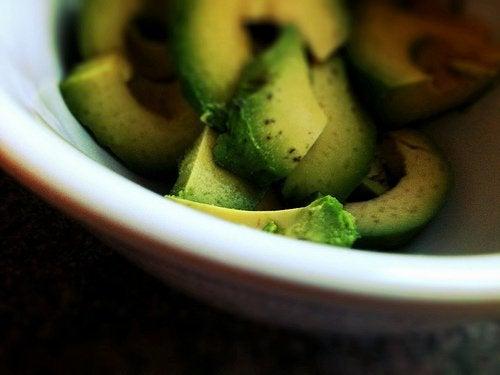 Авокадо и другие фрукты