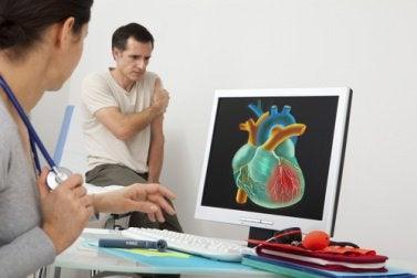 Боль в руке и заболевания сердца