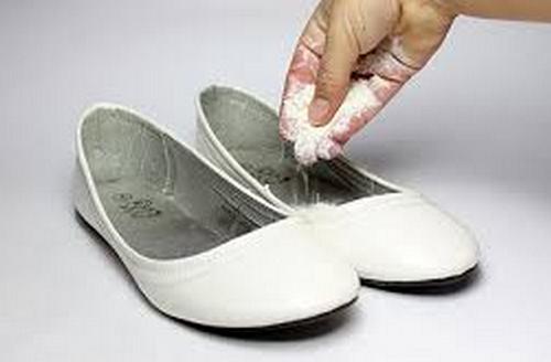 Обувь и неприятный запах от тела