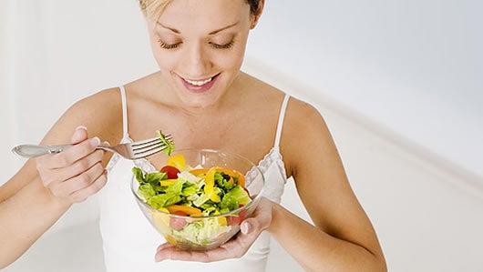 Здоровое питание и лишние килограммы