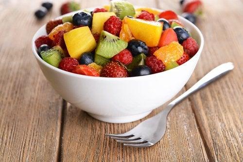 Как правильно есть фрукты, чтобы похудеть?