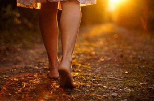 Прогулка поможет снять нервное напряжение