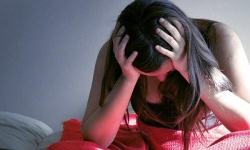 Стресс и беспокойство вызывают преждевременное старение