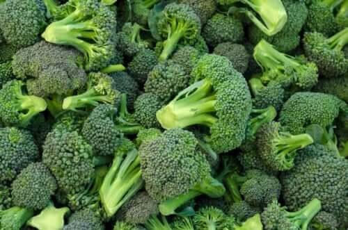 Как правильно есть брокколи?