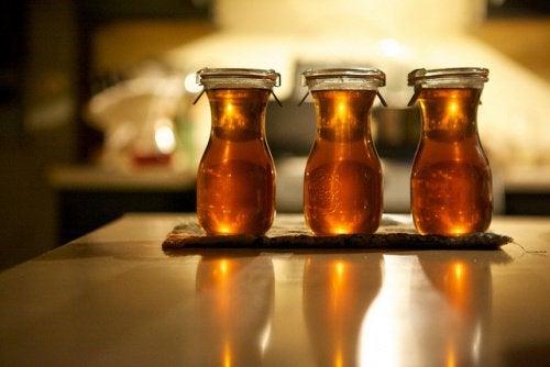 Розмарин и мед