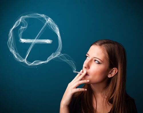 Курение и преждевременная менопауза