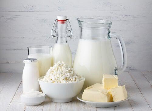 Молочные продукты увеличивают слизь в дыхательных путях