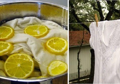 Как отбеливать одежду без хлора: 5 натуральных способов