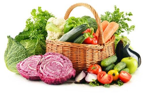 Овощи помогут похудеть