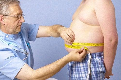 Лишний вес и рак поджелудочной железы