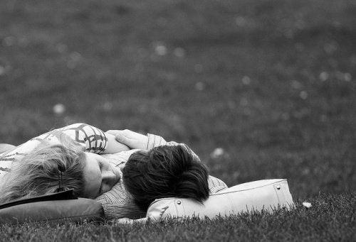 Общение поможет снять нервное напряжение