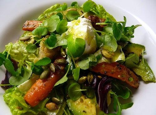 Может ли салат быть основным блюдом каждый день?