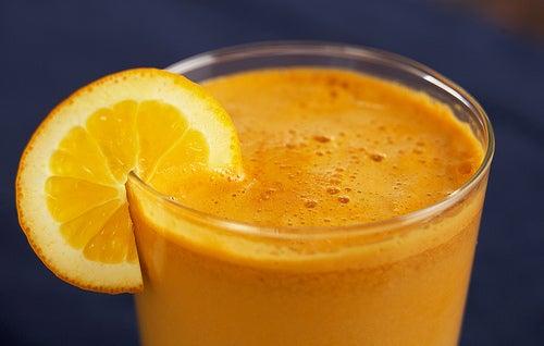 Овощной сок и камни в желчном пузыре
