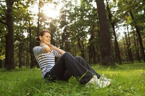 Физические упражнения и депрессия