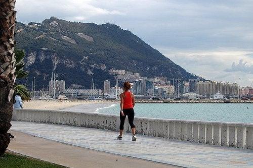 Ходьба и занятия спортом