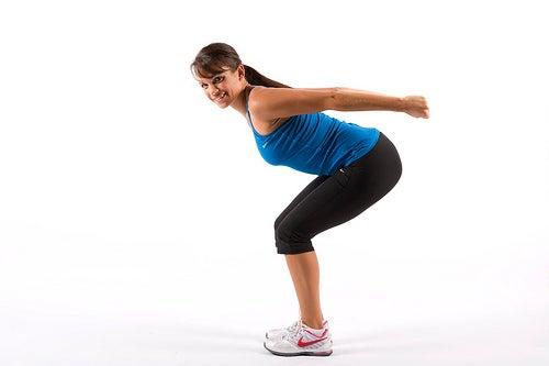 Упражнения помогут остановить остеопороз