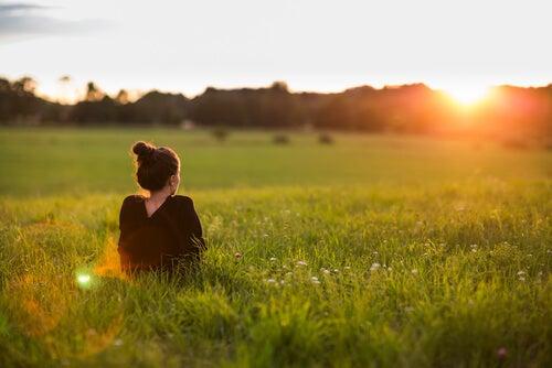 Прогулки на свежем воздухе и депрессия