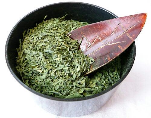 Зеленый чай и рак