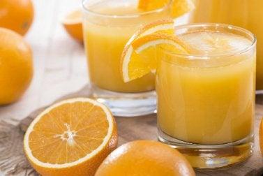 Апельсины и витамин С