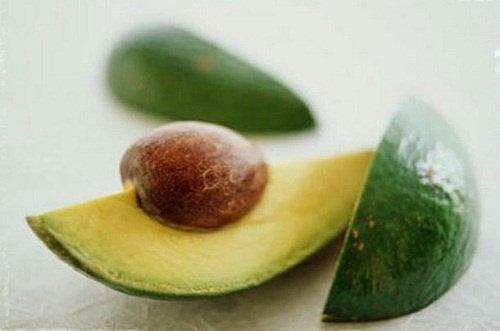 Семя авокадо и печень