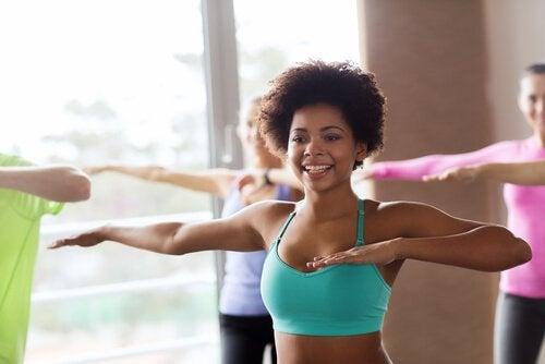 Зумба помогает бороться со стрессом