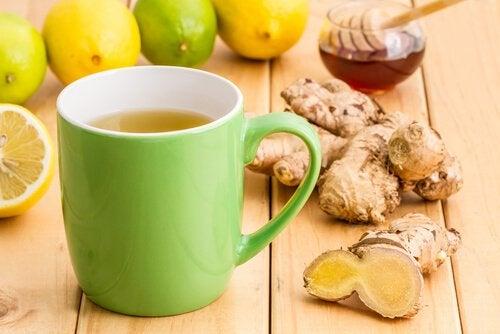 Корица имбирь и мед помогут когда болит живот