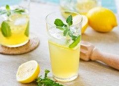 Лимонад очистит почки