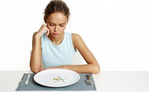 Как похудеть, контролируя количество еды