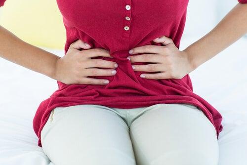 Женщина и проблемы пищеварения