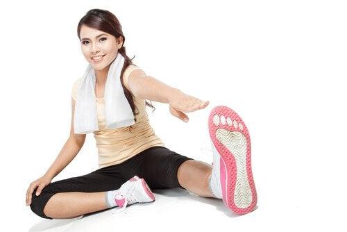 Упражнения укрепят вены