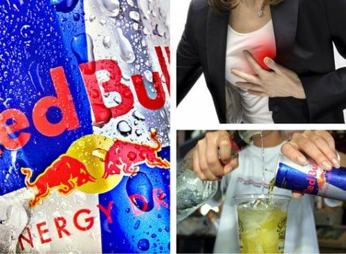 Red Bull и другие энергетики