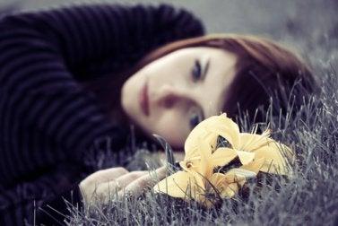 Тревога и грусть