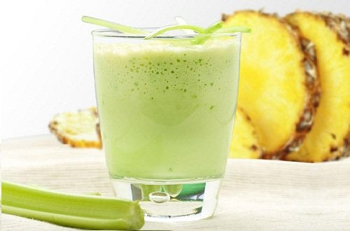 Сельдерей и ананас помогут нейтрализовать бактерии