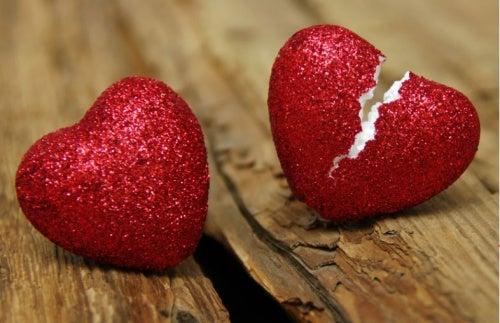 Измена и разбитое сердце
