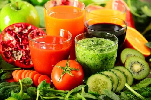 Овощи и детоксикация