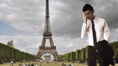 Парижский синдром и психические расстройства