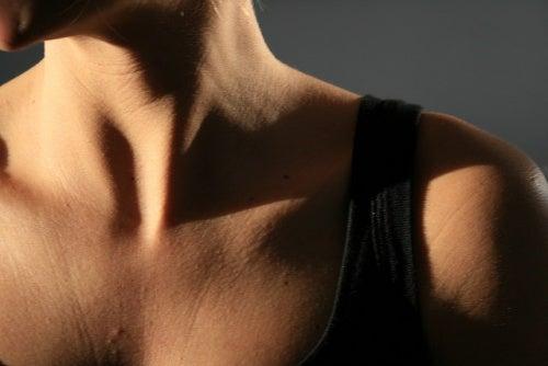 Шея и тонус мышц шеи