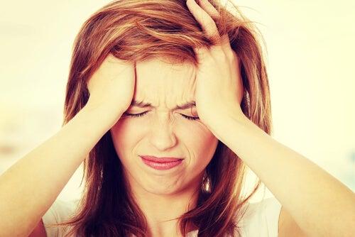 Корень имбиря и головная боль