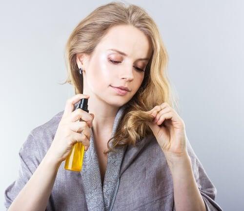 Сыворотки укрепляют волосы