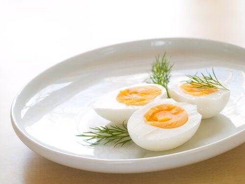 Hагревать Яйца