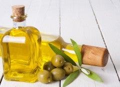 Оливковое масло для домашних процедур