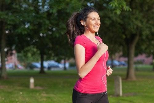 Утро для похудения: бег