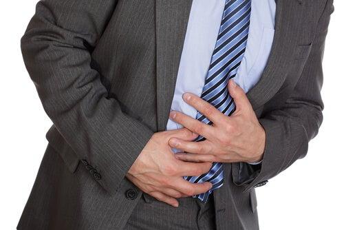 Желудочный рефлюкс у мужчин