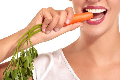 Польза моркови для кожи