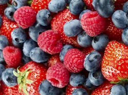 Лесные ягоды победят стресс