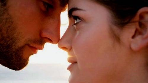 Любовь с первого взгляда и зрачки