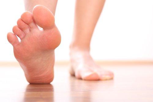 Ноги и плантарный фасциит